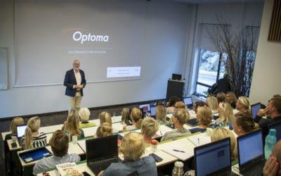 Åpning av videreutdanning i engelsk for lærere i grunnskolen