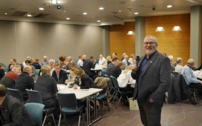 Samling av formannskap i Østre Agder 8.januar